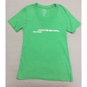 Tops - Parsons College T-Shirt